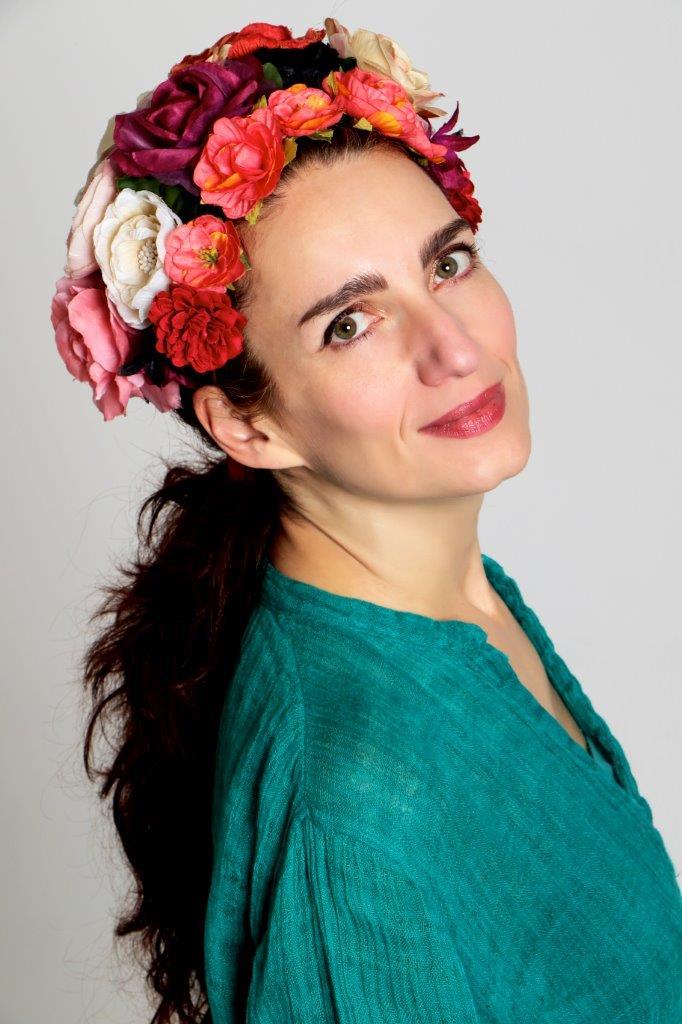 frida morrone | conteuse et comédienne FRIDA MORRONE | Conteuse et comédienne FMorrone Fleurs